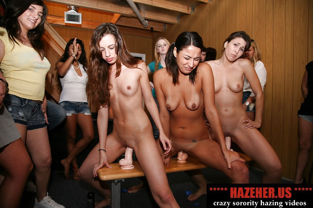 Can not sorority girls hazing humiliation excellent